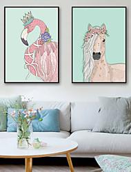 baratos -Vida Imóvel Ilustração Arte de Parede,PVC Material com frame For Decoração para casa Arte Emoldurada Sala de Estar Interior