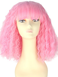 cheap -Cosplay Wigs Lolita Wigs Sweet Lolita Dress Pink Movie/TV Theme Costumes Lolita Wig 40 CM Cosplay Wigs Solid Color Wig For