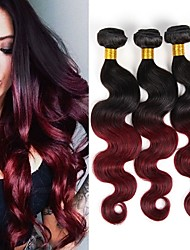 cheap -Brazilian Hair Body Wave Human Hair Weaves 3pcs Hot Sale