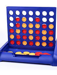abordables -Jeux d'échec Nouveauté Famille Interaction parent-enfant Plastique souple Fille Enfant Cadeau 42pcs