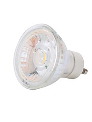preiswerte -GMY® 1pc 3W 250 lm GU10 LED Spot Lampen 1 Leds COB LED-Lampen Warmes Weiß Wechselstrom 100-240V