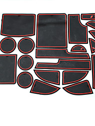 preiswerte -Automobil Groove Mat Innenraummatten fürs Auto Für Dodge 2013 Journey