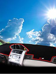 economico -Settore automobilistico Dashboard Mat Tappetini interno auto Per Toyota 2011 2012 2013 2014 2015 2016 2017 Verso
