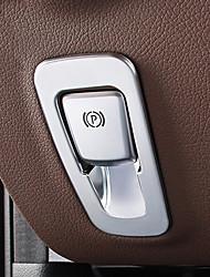 Недорогие -автомобильные электрические парковочные тормозные накладки diy автомобильные салоны для mercedes-benz все годы e class e200l e300l пластик
