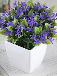 baratos -Flores artificiais 1 Ramo Estilo Moderno Outros Flor de Mesa / Único vaso