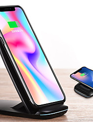 abordables -Base de Carga / Cargador Wireless Cargador usb USB Cargador Wireless / Qi 1 Puerto USB 2 A para iPhone 8 Plus / iPhone 8 / S8