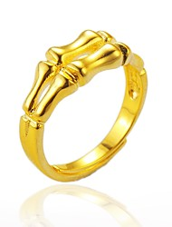 cheap -Men's Women's Cuff Ring , Gold Gold Plated Irregular Hip-Hop Gothic Halloween Street Costume Jewelry