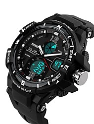 cheap -SKMEI Men's Digital Military Watch Sport Watch Japanese Calendar / date / day Chronograph Water Resistant / Water Proof Hollow Engraving