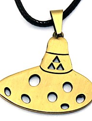 abordables -Más Accesorios Inspirado por The Legend of Zelda Ace Animé Accesorios de Cosplay Collar