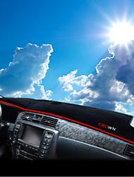 cheap -Automotive Dashboard Mat Car Interior Mats For Toyota 2010 2011 2012 2013 2014 Crown Polyester