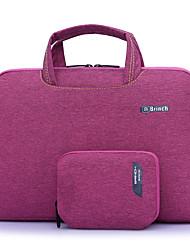 """abordables -Nailon Un Color Bolsos de Mano Bolsa de hombro Laptop de 15 """""""