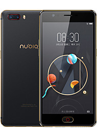 "Недорогие -NUBIA M2 5.5 "" 4G смартфоны ( 4GB + 64Гб 13 MP + 13 MP Qualcomm Snapdragon 625 3630mAh)"