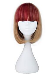 Недорогие -Парики для Лолиты Лолита Красный Прицесса Парики для Лолиты 14 дюймовый Косплэй парики Halloween Парики Хэллоуин парики