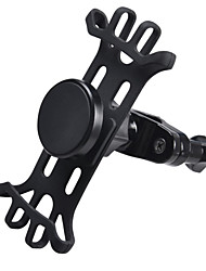 cheap -Motorcycle Bike Mobile Phone mount stand holder Adjustable Stand 360° Rotation Mobile Phone Buckle Type Slip Resistant Silicone Holder