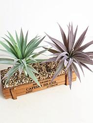 Недорогие -Искусственные Цветы 1 Филиал Пастораль Стиль Pастений Букеты на стол