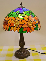 cheap -Metallic Decorative Table Lamp For Bedroom Metal Orange