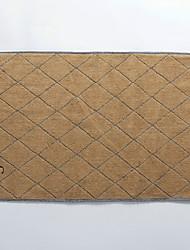 Недорогие -Свежий стиль Полотенца для мытья, Однотонный Высшее качество Полиэстер/Хлопок 100% Хлопчатник Полотенце