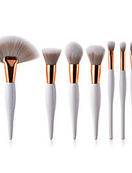 cheap -Professional Makeup Brushes Lip Brush / Blush Brush / Make Up Synthetic Hair Eco-friendly / Soft / Full Coverage Wooden Face / Nose