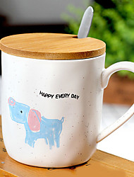 abordables -Porcelaine Tasse Bureau / Carrière Drinkware 2