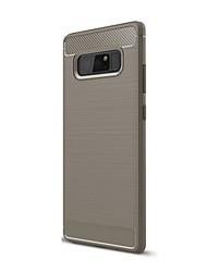 preiswerte -Hülle Für Samsung Galaxy Note 8 Ultra dünn Ganzkörper-Gehäuse Volltonfarbe Weich TPU für Note 8