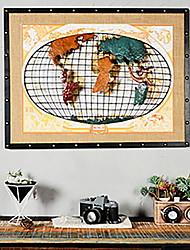 Недорогие -Декор стены Металл европейский Предметы искусства, Стена Признаки из 1
