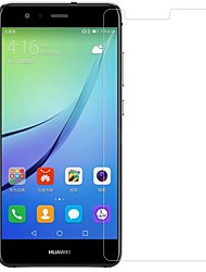 Недорогие -Защитная плёнка для экрана для Huawei P10 Lite Закаленное стекло 1 ед. Защитная пленка для экрана HD / Уровень защиты 9H / 2.5D закругленные углы