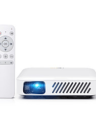 cheap -COOLUX Q7S DLP Mini Projector 170lm Android Support 1080P (1920x1080) 30-300inch Screen
