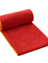 cheap -Yoga Towel Odor Free, Eco-friendly, Non-Slip Natural Rubber For Yoga / Pilates / Bikram Red, Grey With