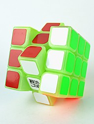 cheap -Rubik's Cube Luminous Glow Cube 3*3*3 Smooth Speed Cube Magic Cube Puzzle Cube Office Desk Toys Stress and Anxiety Relief Competition