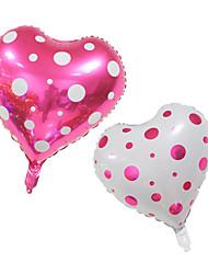 abordables -Mariage / Saint Valentin Papier d'Aluminium Décorations de Mariage Mariage Toutes les Saisons