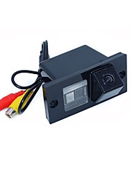 baratos -Ziqiao 170 graus ângulo do carro invertendo backup câmera de estacionamento vista traseira para hyundai h1
