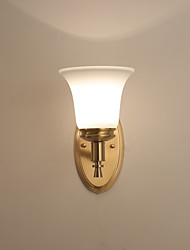 cheap -ZHISHU Mini Style Country Wall Lamps & Sconces Living Room / Bedroom Metal Wall Light IP44 5W
