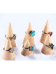 preiswerte -Holz Ring Kissen Romantik Fantasie Mode Hochzeit Ganzjährig