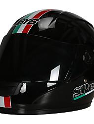 Недорогие -бай 112 мотоцикл анфас шлем hd линзы дышащий унисекс универсальный с защитой шеи
