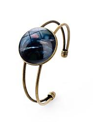 abordables -Homme Femme Adorable 1pc Manchettes Bracelets - Sexy Forme de Cercle Arc-en-ciel Bracelet Pour Sortie Festival