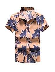 Недорогие -Муж. Спорт Рубашка Геометрический принт