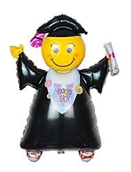 baratos -Graduação Folha de alumínio Decorações do casamento Escola/Graduação Todas as Estações