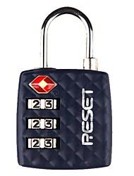 abordables -RST-008 Cadenas Plastique Métallique pour Gymnastique Placard Bagages