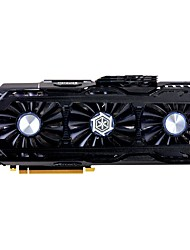 economico -INNO3D Video Graphics Card GTX750Ti / GTX1080Ti 60MHz11GB / 352 bit GDDR5X
