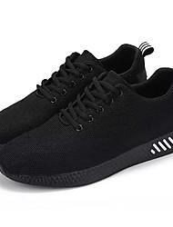 Muškarci Cipele Til Proljeće Jesen Udobne cipele Atletičarke tenisice za Atletski Crn Crno/crvena
