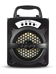 preiswerte -MS-130BT Bluetooth Lautsprecher Bluetooth 2.1 3.5 mm AUX Lautsprecher für Aussenbereiche Schwarz