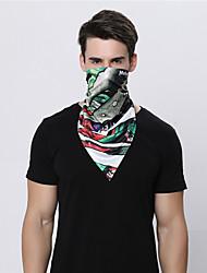 baratos -WOSAWE Máscara Facial Todas as Estações Acampar e Caminhar / Ciclismo / Moto / Campismo / Escursão / Espeleologismo Unisexo Lã / Polyster