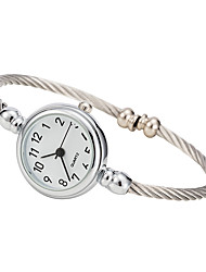 cheap -Women's Fashion Watch Casual Watch Alloy Band Elegant / Minimalist Silver