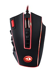 cheap -REDRAGON M990 Wired Cable Ergonomic Mouse Gaming Frosted Adjustable Weight DPI Adjustable Programmable 16400