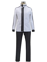 cheap -Inspired by Sword Art Online Cosplay / SAO Kirito Swordman Anime Cosplay Costumes Cosplay Suits Other Long Sleeve Top / Pants For Men's / Women's Halloween Costumes