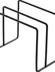 Недорогие -1 комплект Полки и держатели Держатели крышки для ванны Нержавеющая сталь Творческая кухня Гаджет Кухонная организация