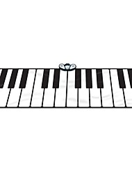 cheap -Electronic Keyboard Toys Music Squeak / Squeaking Piano Rectangle Silica Gel 1 Pieces Gift