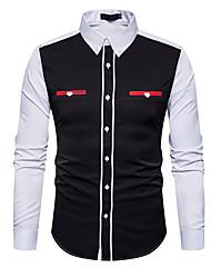 Majica Muškarci - Posao Color block