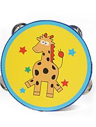 baratos -Brinquedo Educativo Antiestresse Para Crianças Assenta Relaxadamente Redonda Instrumentos Musicais De madeira