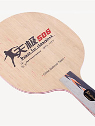 cheap -DHS® TG 506+ CS Ping Pang/Table Tennis Rackets Wearable Durable Wooden Carbon Fiber One-piece Suit